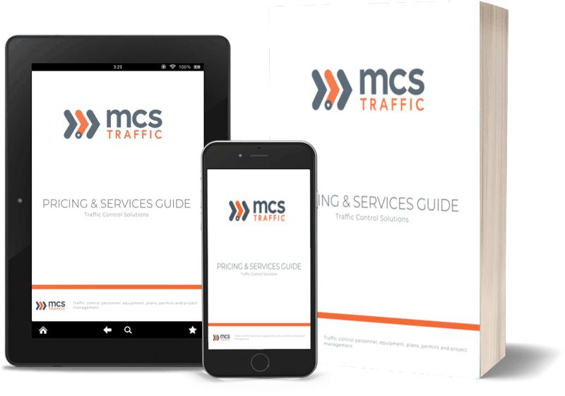 mcs traffic pricing